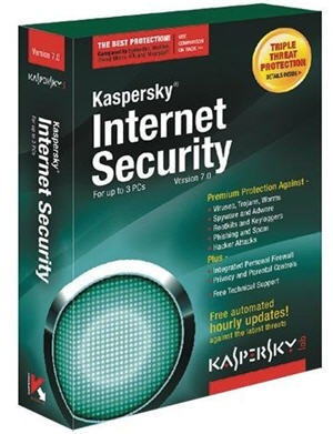 Kaspersky Internet Secuirty Image