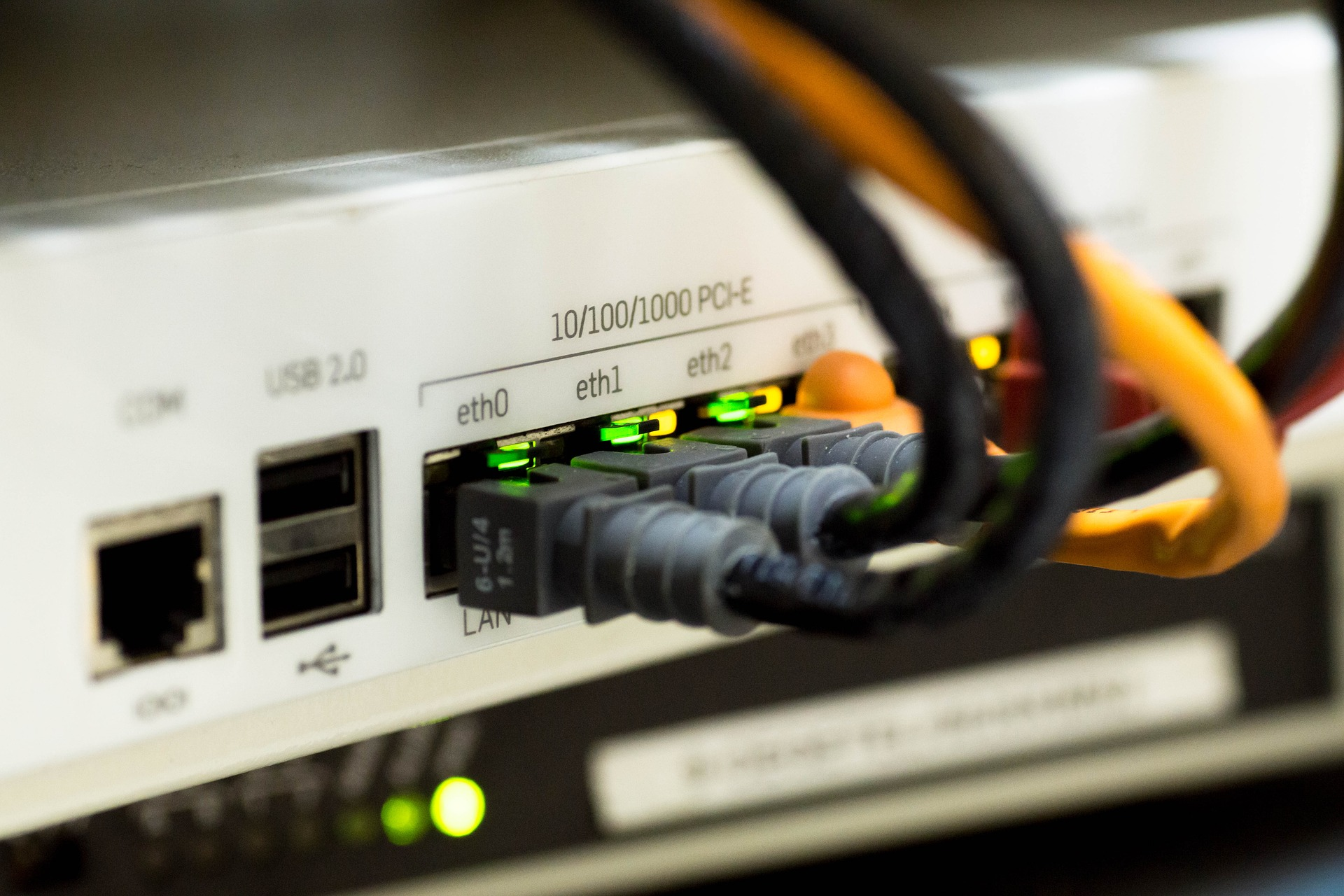 Wired and wireless networking installation
